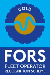 Thamesway Transport achieves FORS Gold compliance